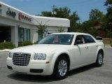 2008 Cool Vanilla White Chrysler 300 LX #13076580
