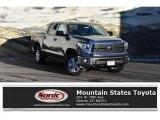 2019 Magnetic Gray Metallic Toyota Tundra SR5 CrewMax 4x4 #131009612