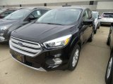 2019 Agate Black Ford Escape SE #131009814