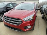 2019 Ruby Red Ford Escape SEL 4WD #131009811