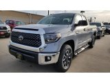 2019 Cement Toyota Tundra SR5 Double Cab 4x4 #131027448