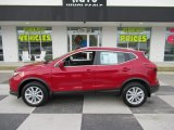 Palatial Ruby Nissan Rogue Sport in 2018