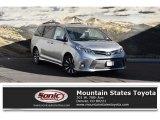 2019 Celestial Silver Metallic Toyota Sienna Limited AWD #131027258