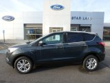 2019 Baltic Sea Green Ford Escape SE 4WD #131027519