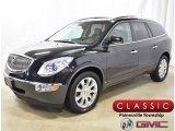2010 Carbon Black Metallic Buick Enclave CXL AWD #131027431