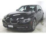 2018 Black Sapphire Metallic BMW 3 Series 330i xDrive Sedan #131027311