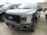 2018 Magnetic Ford F150 STX SuperCab 4x4 #131048198