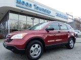 2007 Tango Red Pearl Honda CR-V LX 4WD #131048121