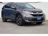 2019 Modern Steel Metallic Honda CR-V Touring #131048042