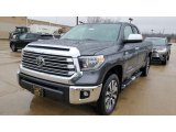 2019 Magnetic Gray Metallic Toyota Tundra Limited Double Cab 4x4 #131072936
