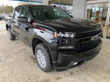2019 Black Chevrolet Silverado 1500 RST Crew Cab 4WD #131094243
