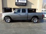 2012 Mineral Gray Metallic Dodge Ram 1500 ST Quad Cab 4x4 #131094238