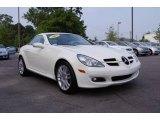 2007 Mercedes-Benz SLK Alabaster White