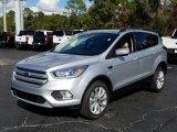 2019 Ingot Silver Ford Escape SEL #131102896