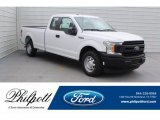 2019 Oxford White Ford F150 XL SuperCab #131109641