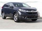 2019 Gunmetal Metallic Honda CR-V EX-L #131109616