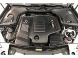 Mercedes-Benz CLS Engines