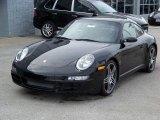 2008 Black Porsche 911 Carrera S Coupe #131115