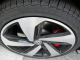 Volkswagen Golf GTI Wheels and Tires