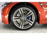 BMW M4 Wheels and Tires