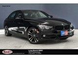 2018 Jet Black BMW 3 Series 328d xDrive Sedan #131125505