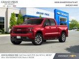 2019 Cajun Red Tintcoat Chevrolet Silverado 1500 RST Crew Cab 4WD #131125279