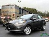 2019 Magnetic Ford Fiesta SE Sedan #131125244