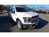 2019 Oxford White Ford F150 XLT SuperCab 4x4 #131125654