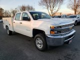 2019 Chevrolet Silverado 2500HD Work Truck Crew Cab 4WD Chassis Data, Info and Specs