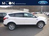 2019 Oxford White Ford Escape SE 4WD #131125482