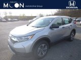 2019 Lunar Silver Metallic Honda CR-V LX AWD #131125467