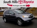 2011 Polished Metal Metallic Honda CR-V EX-L 4WD #131149320
