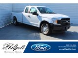 2019 Oxford White Ford F150 XL SuperCab #131149384