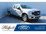 2019 Ingot Silver Ford F150 XL SuperCab #131149383