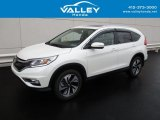 2016 White Diamond Pearl Honda CR-V Touring AWD #131149200