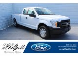 2019 Oxford White Ford F150 XL SuperCab #131149382