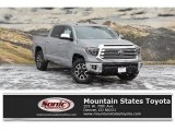 2019 Cement Toyota Tundra Limited CrewMax 4x4 #131190174