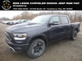 2019 Maximum Steel Metallic Ram 1500 Rebel Crew Cab 4x4 #131203661