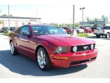 2006 Redfire Metallic Ford Mustang GT Premium Coupe #13084191