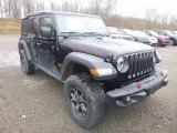 2019 Jeep Wrangler Unlimited Black