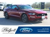 2018 Ruby Red Ford Mustang GT Fastback #131203748