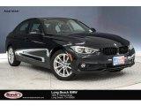 2018 Black Sapphire Metallic BMW 3 Series 320i xDrive Sedan #131220687