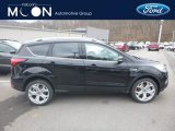 2019 Agate Black Ford Escape Titanium 4WD #131220681