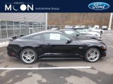 2019 Shadow Black Ford Mustang GT Fastback #131220678