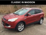2014 Ruby Red Ford Escape Titanium 1.6L EcoBoost 4WD #131220749