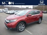 2019 Basque Red Pearl II Honda CR-V EX-L AWD #131220666