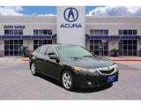 2009 Crystal Black Pearl Acura TSX Sedan #131244756