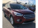 2019 Ruby Red Ford Escape SEL 4WD #131274838