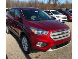 2019 Ruby Red Ford Escape SE #131274837