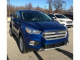 2019 Lightning Blue Ford Escape SE 4WD #131274836